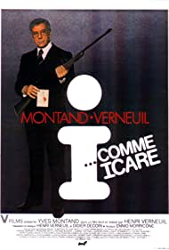 Poster I... comme Icare