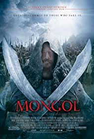 Poster Mongol