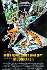 Poster Moonraker