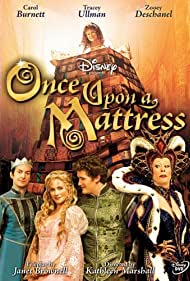 Poster Once Upon a Mattress