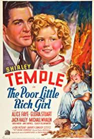 Poster Poor Little Rich Girl