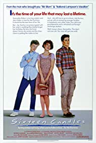 Poster Sixteen Candles