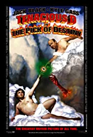 Poster Tenacious D in The Pick of Destiny