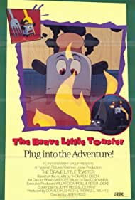 Poster The Brave Little Toaster