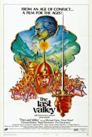Poster The Last Valley