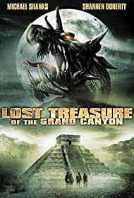Poster The Lost Treasure of the Grand Canyon