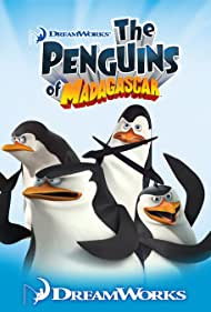 """Poster """"The Penguins of Madagascar"""""""