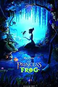 Poster The Princess and the Frog