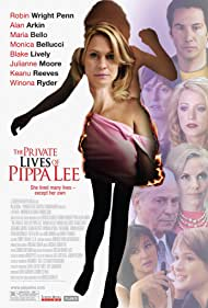 Poster The Private Lives of Pippa Lee