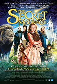 Poster The Secret of Moonacre