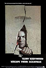 Poster Escape from Alcatraz