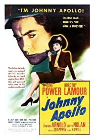 Poster Johnny Apollo