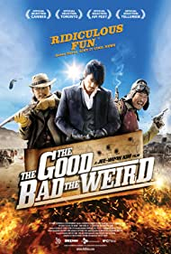 Poster The Good, the Bad, the Weird