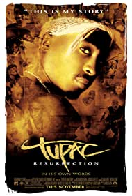 Poster Tupac: Resurrection