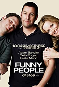 Poster Funny People