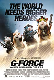 Poster G-Force