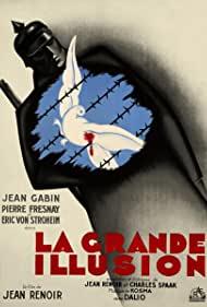 Poster La grande illusion