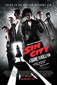 Sin City 2 - Sin City: A Dame to Kill For - 2011