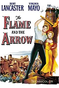 Poster The Flame and the Arrow