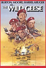 Poster The Wild Geese