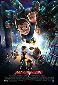 Poster Astro Boy