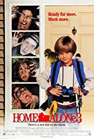 Poster Home Alone 3