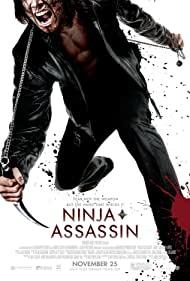 Poster Ninja Assassin