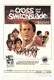 Poster The Cross and the Switchblade