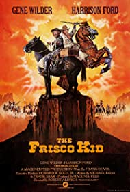 Poster The Frisco Kid