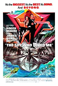 Poster The Spy Who Loved Me