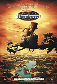 Poster The Wild Thornberrys Movie