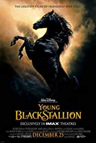 Poster The Young Black Stallion