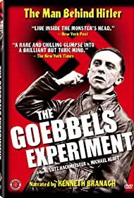 Poster Das Goebbels-Experiment