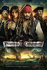 Poster Pirates of the Caribbean: On Stranger Tides