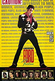 Poster The Adventures of Ford Fairlane