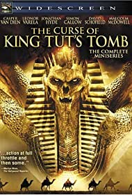 Poster The Curse of King Tut's Tomb