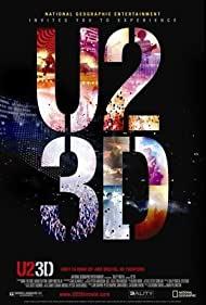 Poster U2 3D