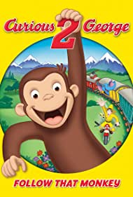 Poster Curious George 2: Follow That Monkey!