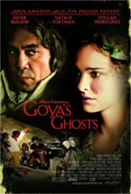 Poster Goya's Ghosts