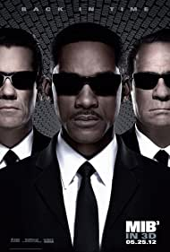 Poster Men in Black III