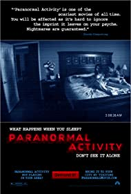Paranormal Activity, 2007