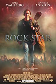 Poster Rock Star