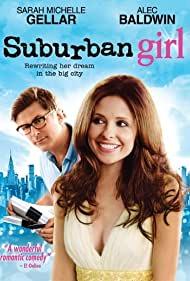 Poster Suburban Girl