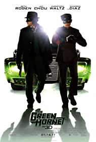 The Green Hornet - Viespea verde 3D - 2011