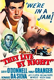Poster They Live by Night