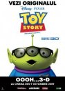 Poster Toy Story 3D