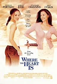 Poster Where the Heart Is