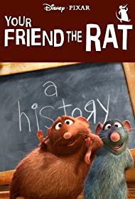 Poster Your Friend the Rat