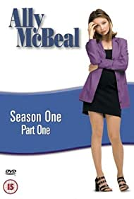 "Poster ""Ally McBeal"""