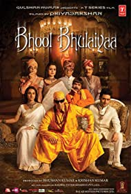 Poster Bhool Bhulaiyaa